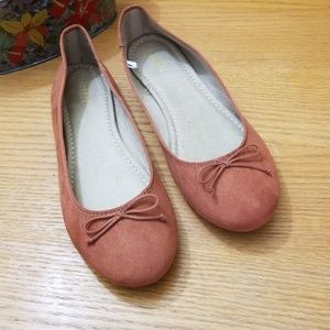 OLD NAVY flats, sz 9